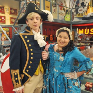 Austin and ally tv