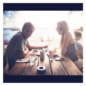 Avicii and Emily: 1 tahun in Cinta