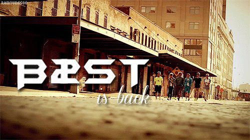 B2st is back