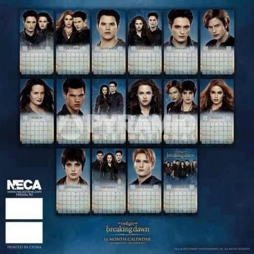 BD2 Calendar