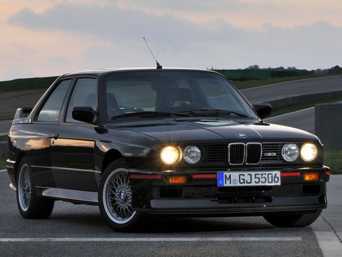 bmw M3 E30 Sport Evolution 1990