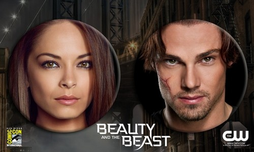 Beauty & The Beast - Comic-Con Key Art