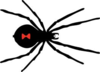 Black Widow Spider - black-widow Icon