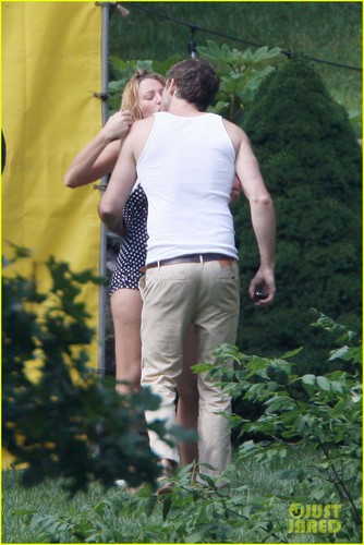 Blake and Ryan @ a family party in upstate New York