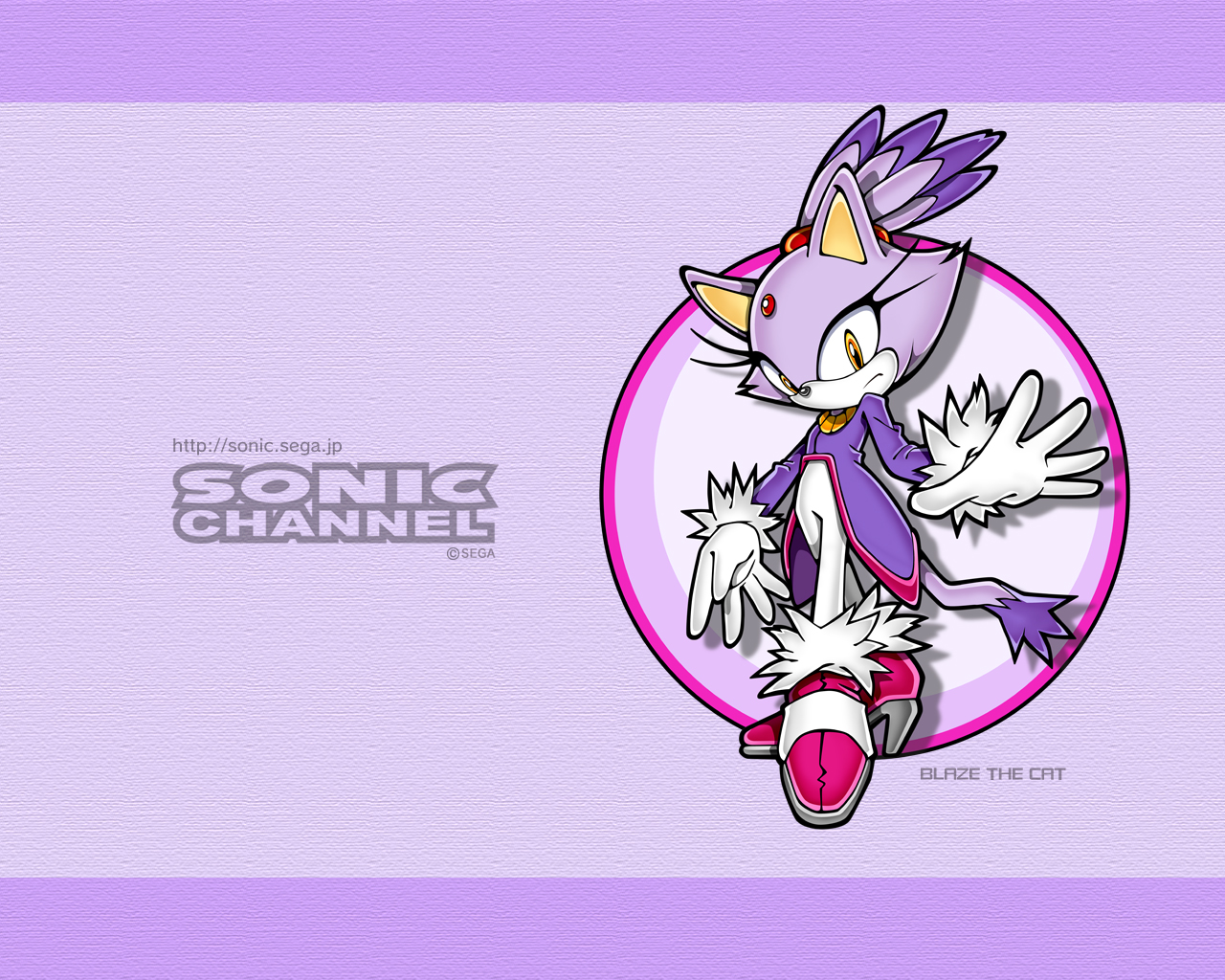 Sonic Channel Images Blaze Wallpaper Hd Wallpaper And Background