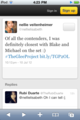 Blelllie/Michelle Tweet - the-glee-project photo
