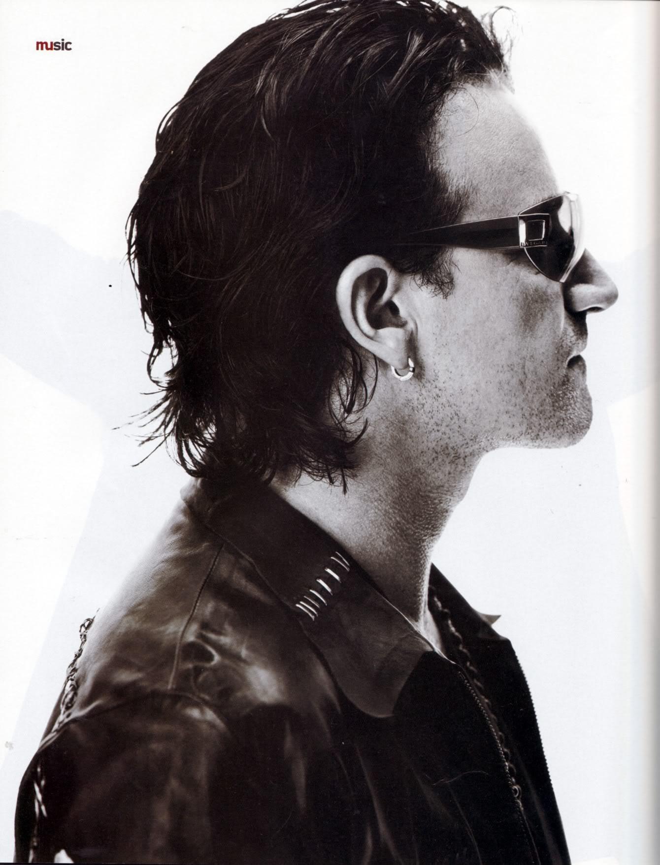 Bono (Details, November 2001)