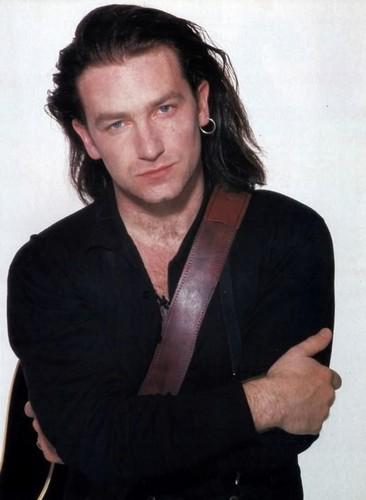 U2 wallpaper titled Bono