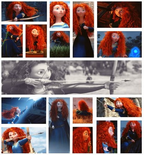 Brave wallpaper possibly containing a newspaper called Princess Merida