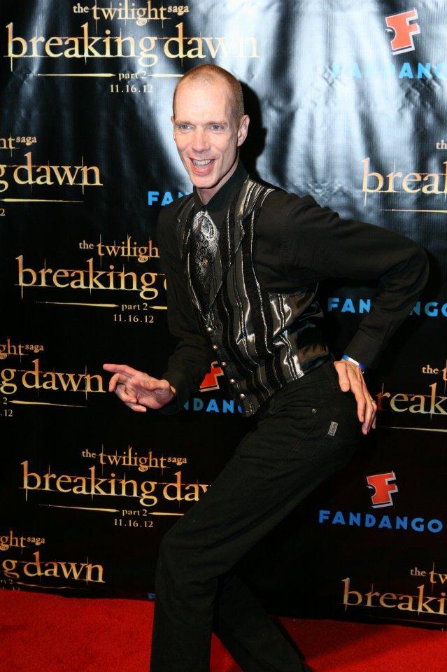 Breaking Dawn - Part 2 Comic-Con Party, Sponsored por Fandango