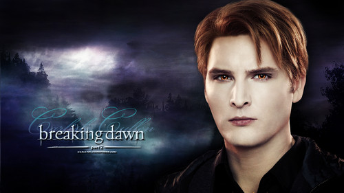 Breaking Dawn part 1&2 壁紙