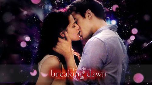 Breaking Dawn part 1&2 Hintergrund