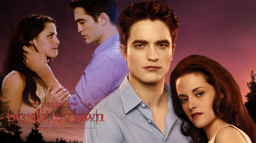 Breaking Dawn part 1&2 fond d'écran