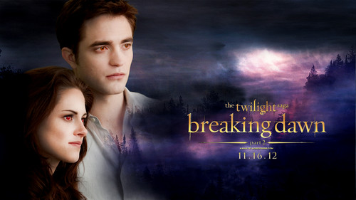 Breaking Dawn part 1&2 壁紙
