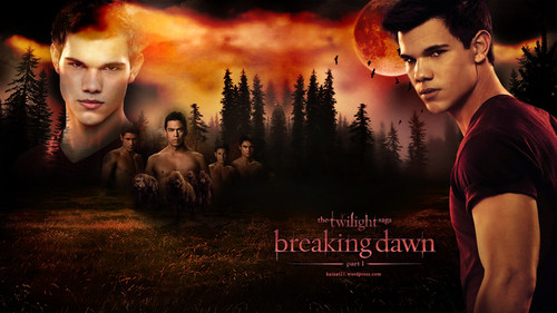 Breaking Dawn part 1&2 پیپر وال
