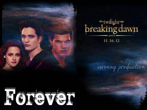 Breaking Dawn part 2 new wallpaper [made by me] - twilight-series Wallpaper