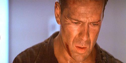 Bruce Willis দেওয়ালপত্র titled Bruce