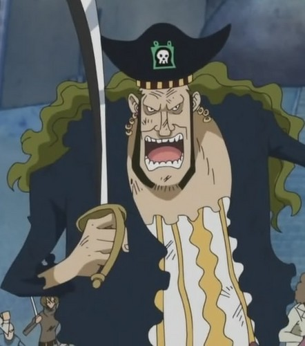Edward Whitebeard Newgate achtergrond with anime called Captain A.O.