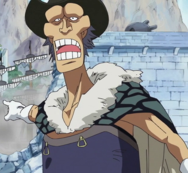 Captain Hangan