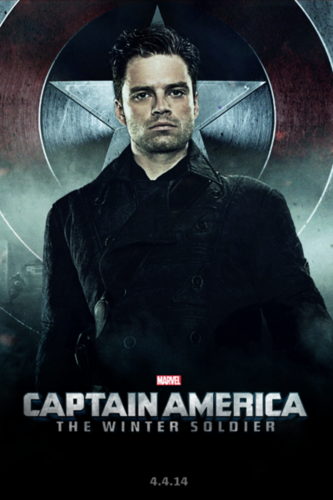 Captain america:The Winter Soldier
