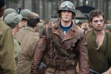 Captain america:The Winter Soldier