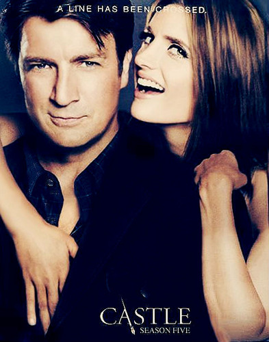 Caskett wallpaper with a portrait titled Castle - A line has been crossed. [season 5] - better quality