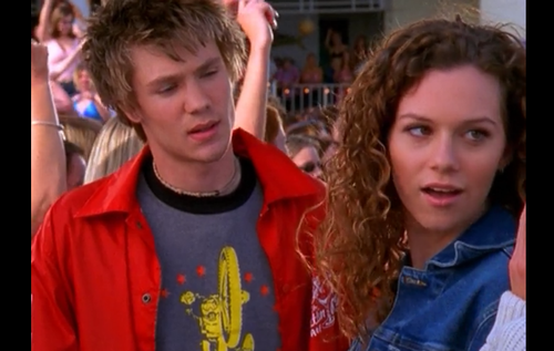 Chad & Hilarie [Dawson´s Creek] - one-tree-hill Photo