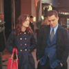 Blair & Chuck photo with a business suit called Chair