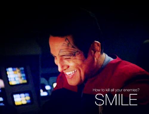 Chakotay - Smile