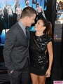 Channign Tatum and Jenna Dewan at Magic Mike premiere - channing-tatum-and-jenna-dewan photo