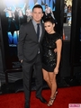 Channign Tatum and Jenna Dewan at 'Magic Mike' premiere - channing-tatum-and-jenna-dewan photo