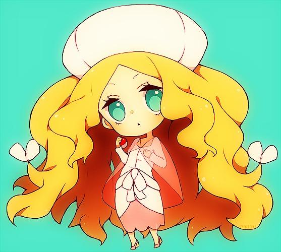 Cute Caitlin by LuckyJJ on DeviantArt