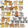 Chibis - the-lion-king-2-simbas-pride photo
