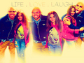 Chris Brown and Paris Jackson #TeamBreezy - paris-jackson wallpaper