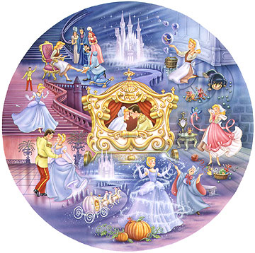 Princesses Disney fond d'écran entitled Cendrillon