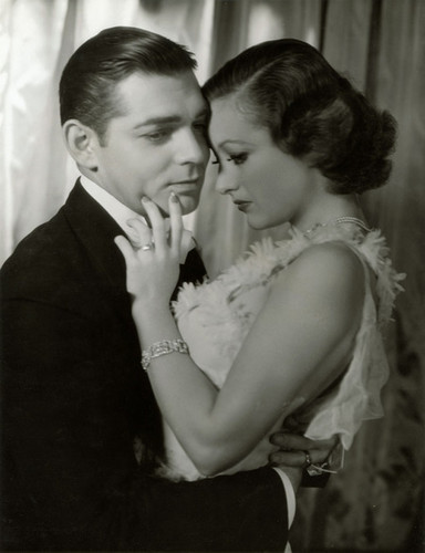 Clark Gable & Joan Crawford