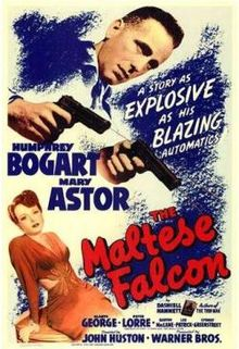 Classic Movies-The Maltese chim ưng