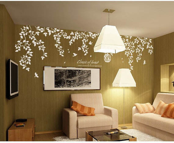 Classic of forest wall stickers home decorating photo 31483358 fanpop Home decor images