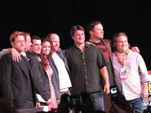 Comic-Con 2012: Notes From The FIREFLY Press Conference