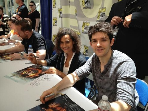 Merlin season 5 trailer comic con 2012 - Bary achy lagty