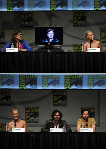 Comic Con 2012 - the-big-bang-theory Photo
