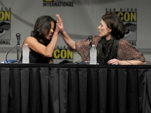 "Comic-Con International 2012 -Screen Gems' ""Resident Evil: Retribution"" Panel [July 13]"