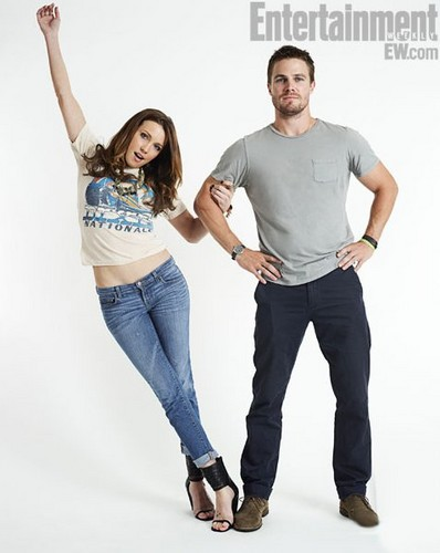 Comic Con - arrow-cw Photo