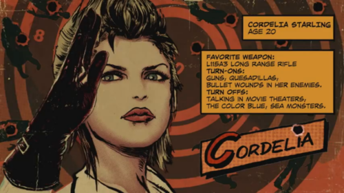 Cordelia info