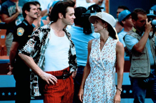 Courteney Cox , Jim Carrey