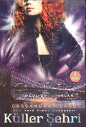 Cover of City of Ashes in Turkey