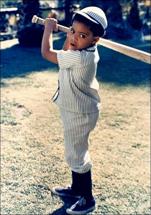 Cute Little Michael