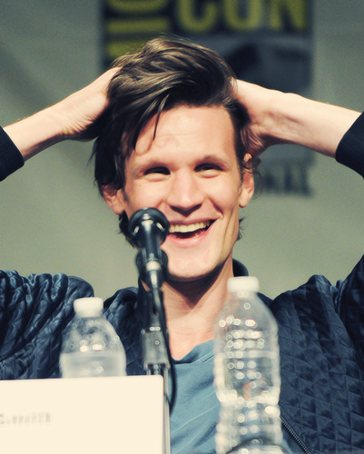 DW at Comic Con 2012