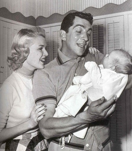 Dean Martin wallpaper possibly containing a neonate titled Daddy Dino