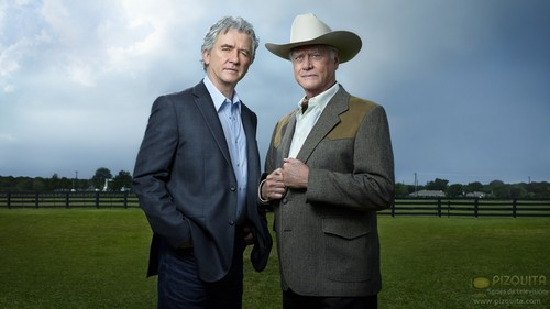 Dallas Tv Show wallpaper with a business suit, a suit, and a three piece suit called Dallas (2012)
